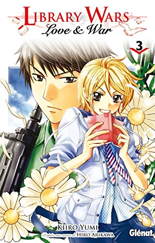 Library Wars - Love & War Vol.3 par ARIKAWA Hiro