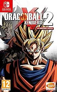 Dragonball Xenoverse 2 - Nintendo Switch