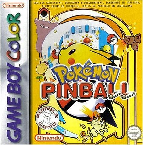 Pokémon : Pinball