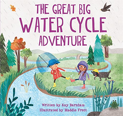 The Great Big Water Cycle Adventure (Look and Wonder)