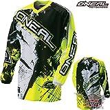 Oneal Shirt Jersey Trikot MX Motocross Fahrrad MTB Mountainbike Enduro Offroad...