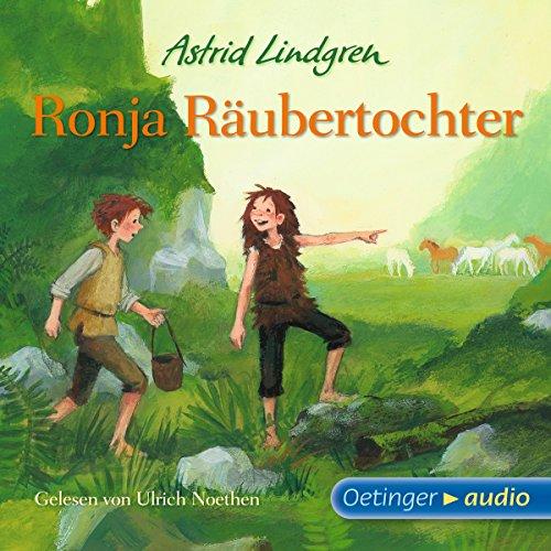 Buchseite und Rezensionen zu 'Ronja Räubertochter' von Astrid Lindgren