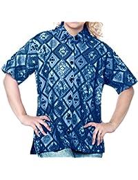 Amazon donna camicia Abbigliamento it hawaiana L Donna px0wpfPUq