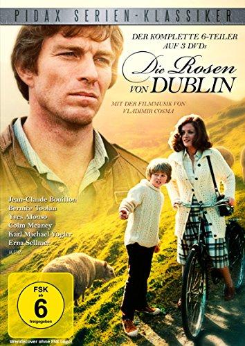 Bild von Die Rosen von Dublin / Die komplette 6-teilige Abenteuerserie (Pidax Serien-Klassiker) [3 DVDs]