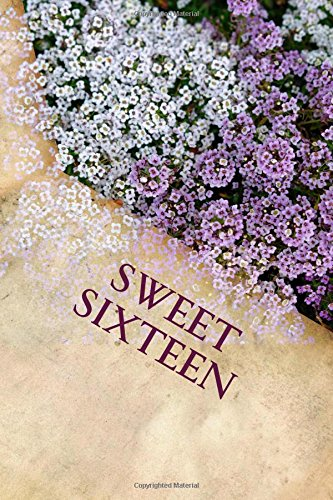 ng Journal with Wildflower Cover (Sweet Sixteen-ideen)