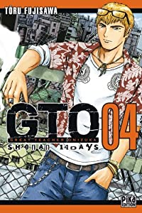 GTO Shonan 14 days Edition simple Tome 4