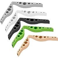 Rpanle 5 Pezzi Ponte Nasale in Silicone Anti-Appannamento, Accessorio per Prevenire lappannamento degli Occhiali, Anti…