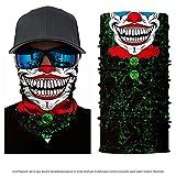 BJ Global Magic fascia sport outdoor scaldacollo bicicletta equitazione maschera testa sciarpe sciarpa bandana New