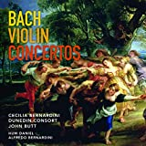 J.S. Bach: Violin Concertos - Dunedin Consort (Hybrid SACD, plays on all cd players.)