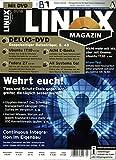 Linux Magazin - Delug-DVD  Bild