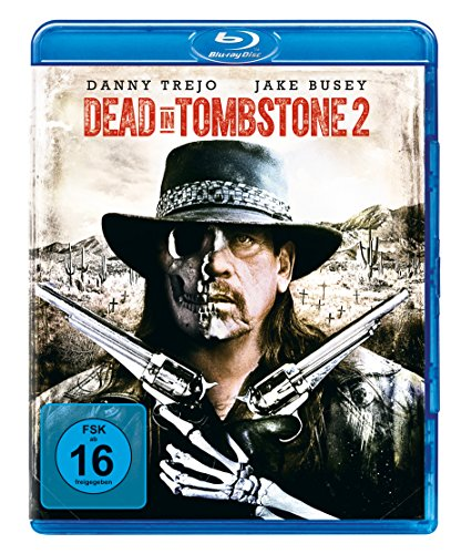 Dead in Tombstone 2 [Blu-ray]