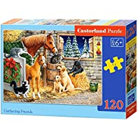 Castorland Gathering Friends 120 pcs 120pc(s) - Puzzles (Jigsaw puzzle, Cartoons, Children, 6 year(s), Boy/Girl, Indoor)