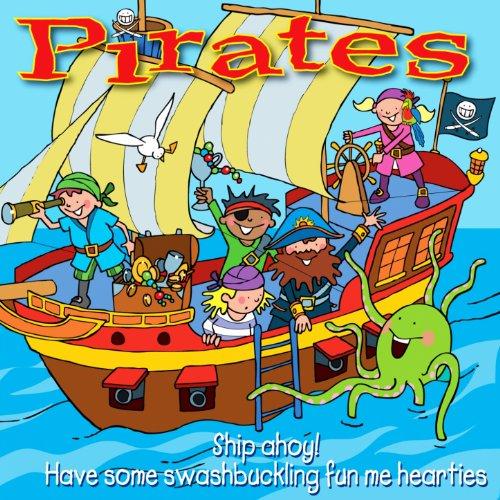 A Pirate Went to Sea by Kidzone on Amazon Music - Amazon co uk