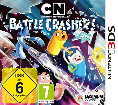 Cartoon Network - Battle Crashers [Importación Alemana]