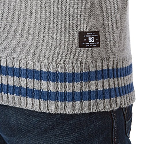 DC Pullover Wicker Port Royale Heather Grey