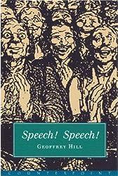 Speech! Speech!