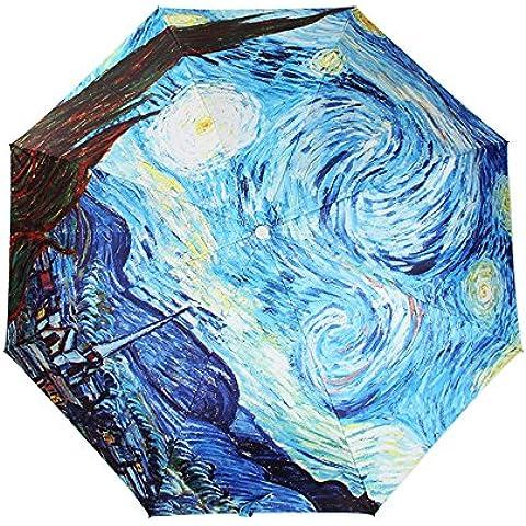 TIANQI peso leggero, pieghevole, Anti-UV, vento e funzioni, adatte per
