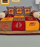 RajasthaniKart Traditional 6 Piece Diwan...