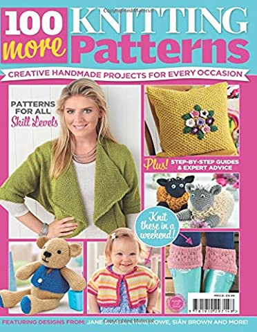 100 More Knitting Patterns - Inoltre Pickup