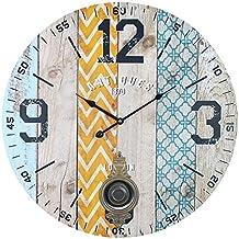 pendule horloge art deco