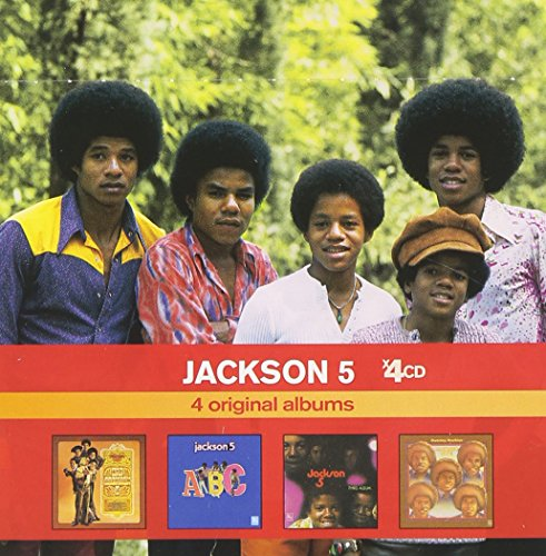 ABC/Dancing Machine/Third Album/Diana Ross Presents (Jackson 5-dancing Machine)