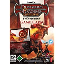 Dungeons & Dragons Online - Game Time Card