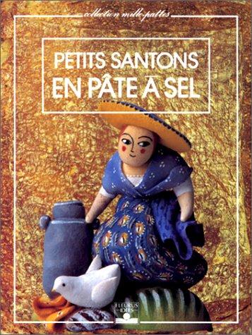 Petits santons en pâte à sel