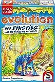 Schmidt Spiele 49332 Evolution, Einstieg, Spiel und Puzzle