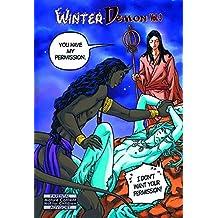 Winter Demon Volume 3 (Yaoi) (v. 3) by Yamila Abraham (2008-03-18)