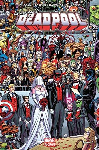 Deadpool Marvel now T05 par Gerry Duggan, Brian Posehn