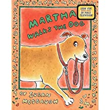 [(Martha Walks the Dog)] [By (author) Susan Meddaugh] published on (September, 2003)
