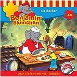 Benjamin Blümchen 44: ... als Bäcker