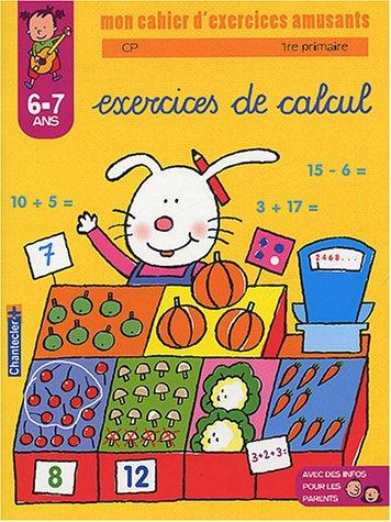 Exercices de calcul 6-7 ans
