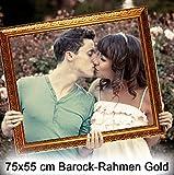 Bilderrahmen Hochzeit - Barockrahmen