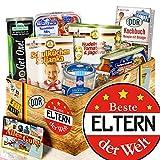 Beste Eltern der Welt + Danke an Eltern + Geschenkset DDR