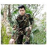 ALLIWEI Adulte en Plein air Chasse Camouflage Chasse Jungle Impression Sportswear...