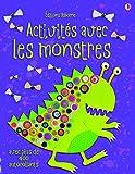 Image de Activités avec les monstres