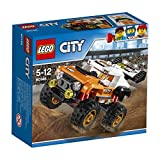 #9: Lego Stunt Truck, Multi Color