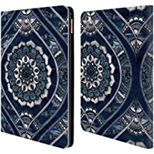 Official Micklyn Le Feuvre Just Before Dawn Mandala 2 Leather Book Wallet Case Cover For iPad Air 2 (2014)