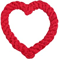 Heads Up for Tails- Play Ball Rope Toy for Dogs (Knot Rope Toy)