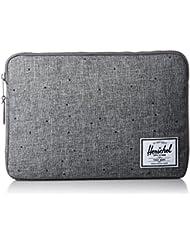 Herschel Schutzhülle Anchor Sleeve MacBook S 13' - Scattered Raven Crosshatch