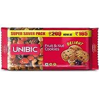 Unibic Fruit & Nut Cookies, 500 g