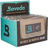 Boveda pour le stockage d'herbes   régulateur d'humidité dans les 2 sens à 62 % d'HR   taille 67 pour maximum 450 g de fleurs