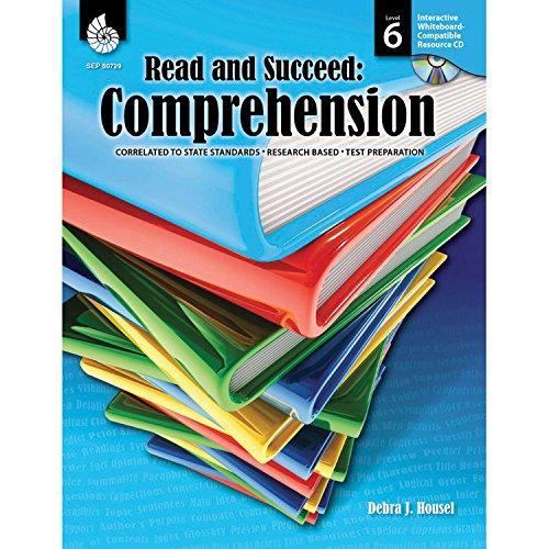 mprehension: Level 6 (Level 6) (Read & Succeed) ()