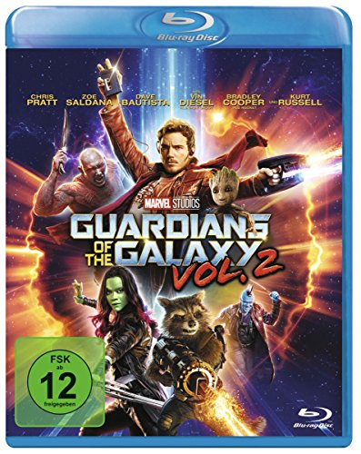 Guardians of the Galaxy 2 [Blu-ray] (Blu-ray)