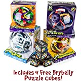 Ultimate Perplexus Package: Includes Original, Rookie, Epic and Twist Maze Games w/ 4 Free Storage Bags & 4 Decks of Cards!