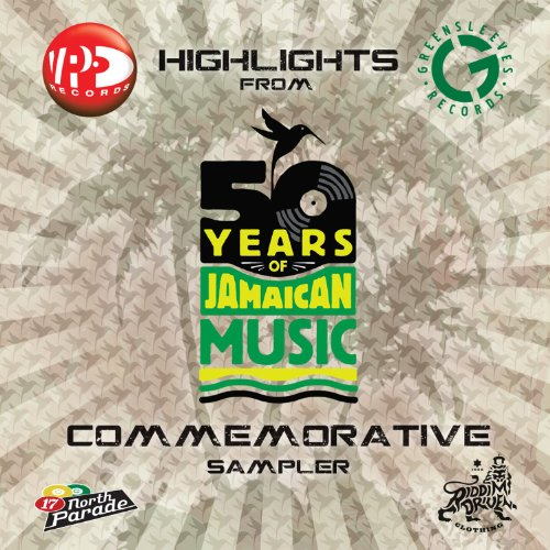 50 Years of Jamaican Music Commemorative Sampler