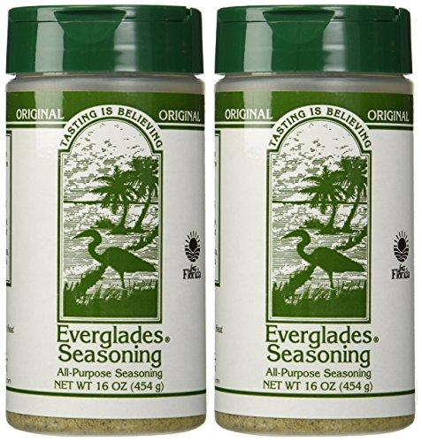 Everglades Seasoning - 16Oz - Case Pack Of 2