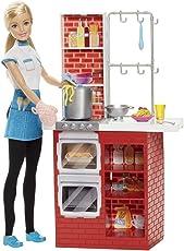 Barbie Careers Pasta Chef, Multi Color