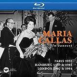 Maria Callas in Concert (Paris,Hamburg,London) [Blu-ray]